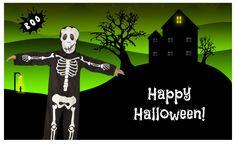 ¡Feliz noche de Halloween! #halloween #fiesta #niños