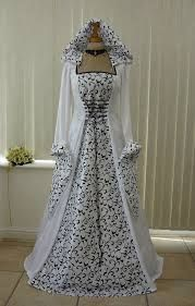 Image result for medieval dresses