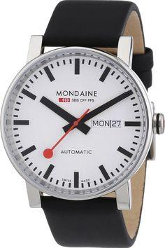 Mondaine Gents Evolution Automatic Strap A132.30348.11SBB