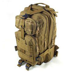 Outdoor Tactical Survival Rucksack Backpack