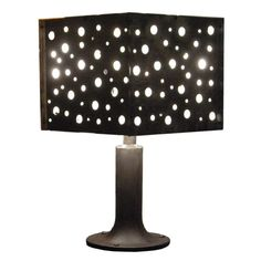 Kevin Busta Port Perforated Table Lamp