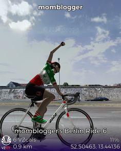 #VZfit ride from Berlin Berlin, Bicycle, Racing, Explore, Running, Bike, Bicycle Kick, Auto Racing, Bicycles