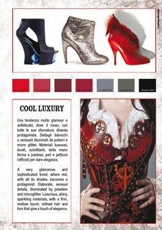 Leather trend forecast Winter 2016/17 Are You Shonected? Visit SHONECT.com
