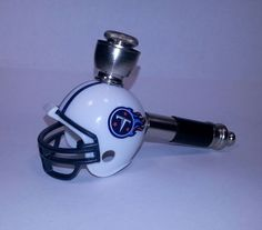 BUFFALO BILLS NFL Nickel Pocket Mini Helmet Pipe