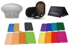 MagMod Kit Strobist BasicKit 16 gélatines + MagSphere + MagGel Wallet