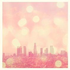 Los Angeles in PINK!