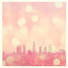 Los Angeles in PINK!