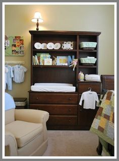 dresser Into TV Stands pottery barn kids-#dresser #Into #TV #Stands #pottery #barn #kids Please Click Link To Find More Reference,,, ENJOY!! Tv Stand Pottery Barn, Pottery Barn Kids, Baby Changing Tables, Changing Table Dresser, Peter Rabbit Nursery, Nursery Dresser, Nursery Themes, Nursery Ideas, Project Nursery