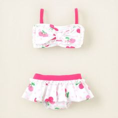 Mega cute baby swimsuit!  I just might have to order this one...