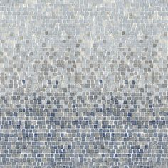 blue gray white mable mosaic | New Ravenna Mosaics