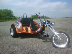 Vw Trike Pictures www.bikes-trikes-and-quads.com