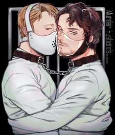 Hannibal Lecter, Hannibal Tv Series, Bryan Fuller, Movie Pic, Will Graham, Gay Comics, Mads Mikkelsen, Twitter, Husband