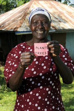 """In Othidhe vilage, Southwestern Kenya, farmers were asked to to answer the question """"What is important to you?""""."""