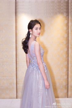 Princess Weiyoung, China Dolls, Chinese Actress, Prom Dresses, Formal Dresses, Asian Beauty, Asian Girl, Actresses, Fashion Outfits