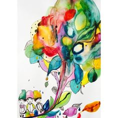 Illustration - Tree of Life