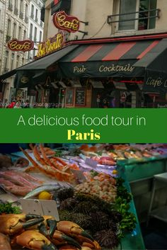 A delicious food tour in Paris, the gastronomic capital of France. A visit to some of the delicious eateries, food specialty shops and venues around St. Germain des Pres. Check out the details here http://travelphotodiscovery.com/food-tour-in-paris/