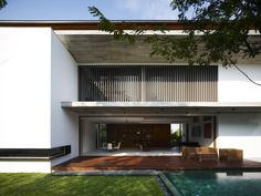 Gallery of M House / ONG&ONG Pte Ltd - 7