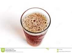 Beer Glass Bubbling Froth Top View - Download From Over 45 Million High Quality Stock Photos, Images, Vectors. Sign up for FREE today. Image: 58133600