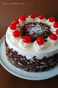 Schwarzwald kirsch torte...my favorite.