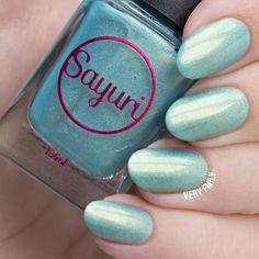 Sayuri Nail Lacquer – Sweet Tooth - Bon Bon