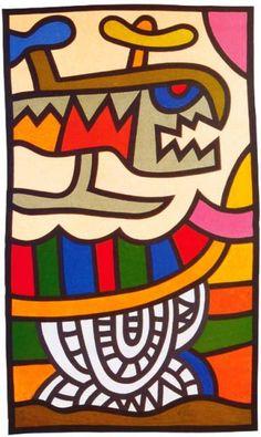 Ακριθάκης Αλέξης – Alexis Akrithakis [1939-1994] | paletaart – Χρώμα & Φώς Greece Painting, Greek Art, Color Of Life, Art For Kids, Art Projects, Artsy, Abstract, Illustration, Greeks