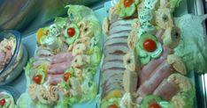 2011.12.31.          2012.12.31. most kevesebbet csináltam    Hosszú-hosszú évek óta minden szilveszterre csinálok több tálca hidegtál... Minden, Evo, Sushi, Ethnic Recipes, Party, Parties, Receptions, Sushi Rolls