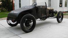 1927 Model T Racer. Restored Survivor. Original Barn Find