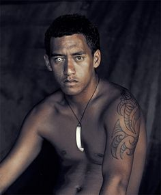 BEFORE THEY PASS AWAY: Maori people of New Zealand