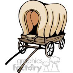oregon trail clip art yahoo image search results oregon trail rh pinterest com pioneer wagon clipart free Pioneer Wagon Clip Art Silhouette