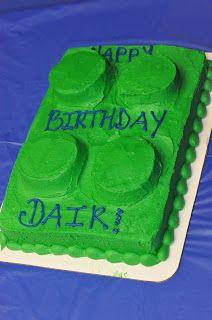 Lego Birthday Party - LeroyLime