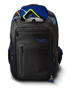 TYLT Energi Backpack - charge your mobile devices on the go. by Kannyn  MacRae, via Kickstarter. A lightweight backpack that can charge your  smartphone 4 ... 4c2de884e8