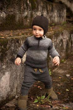 knit pants. bug2hug.com