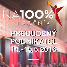 #festival #na100percent #osobnyrozvoj #rozumiememladezi