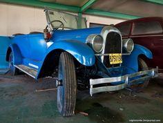 Abandoned car museum in Japan   AngryBoar.com