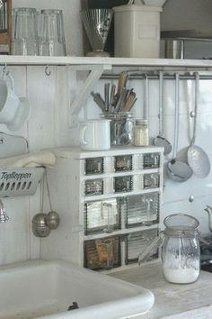 Die 48 besten Bilder von Shabby Chic Küche | Shabby chic kitchen ...
