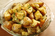 yummy looking spiced potato dish