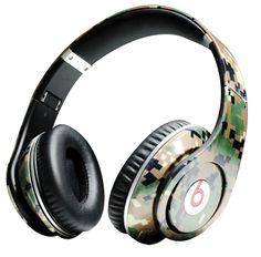Beats By Dre Studio Green Camouflage - $144.98  http://www.limitedbeatsbydre.com/beats-by-dre-studio-green-camouflage-p-386.html