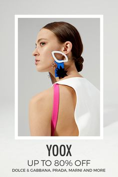 Yoox.com offers a never-ending selection of products including an edited range of hard to find clothing and accessories from the world's most prestigious designers. Learn more and start shopping today by visiting Yoox.com.