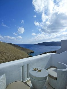 Pylaia Hotel, Astypalaia, Greece - book through i-escape.com || A stylish, modern hotel with wonderful sea views and friendly service on one of Greeces most unspoiled islands