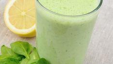 Zelené Smoothie s ovocem
