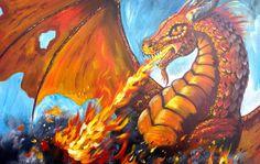 Painting Tutorial Dragon The Art Sherpa