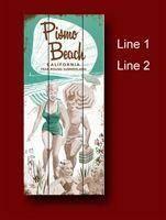 Pismo Beach Sign