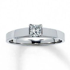 """193476bf2e Check out our site for additional info on """"diamond solitaire rings princess  cut""""."""