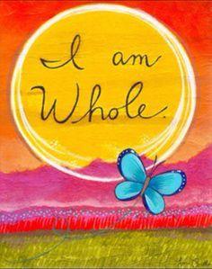 i am still as love created me ...