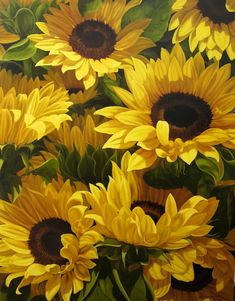 Sunflowers | Mobile Artwork Viewer