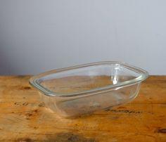 Items similar to JAJ Pyrex Glass Baking Dish on Etsy Glass Baking Dish, Pyrex, Serving Bowls, Dishes, Tableware, Handmade Gifts, Etsy, Vintage, Kid Craft Gifts