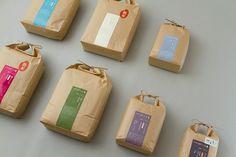 artless Inc. | news and portfolio : branding & identity : brand design for ECHIGO FARM