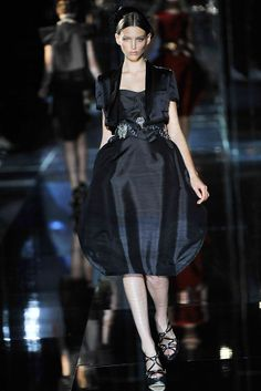 From the Archives! Dolce & Gabbana Spring 2009 RTW.