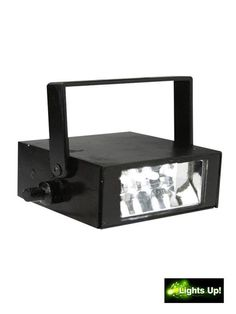 Halloween Strobe Led Light Box with Sounds