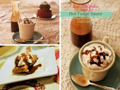 Sugar Free, Low Carb Hot Fudge Sauce